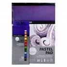 Simply Pastel Set - Pad and Pastels