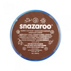 SNAZAROO FACE PAINT  LIGHT BROWN 18 ml