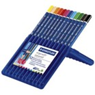 Ergo Soft Aquarell Watercolour Pencils Pack of 12
