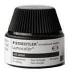 WHITEBOARD REFILL INK BLACK