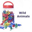 Wild Animals Counters Tub