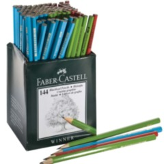 Pencils - 'Winner' HB Pencils Box of 144