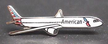 737 Lapel Pin