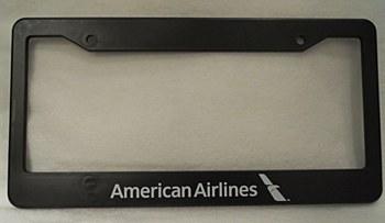 AA Logo License Frame