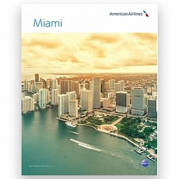 AA Miami Poster