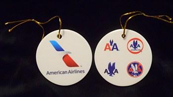 AA Ornament
