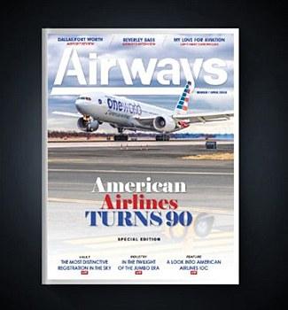 """""""Airways"""" Magazine"""