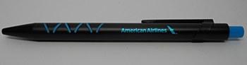 Aluminum Pen Lt Blue