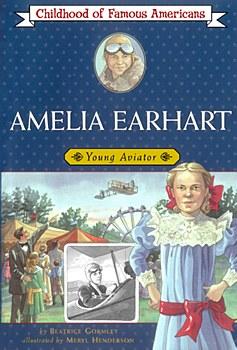 """""""Amelia Earhart Young Aviator"""""""