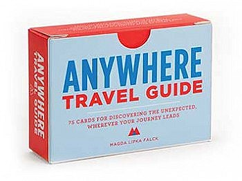 Anywhere Travel Guide Cards