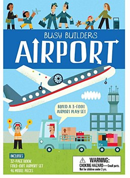 """Busy Builders: Airport"""