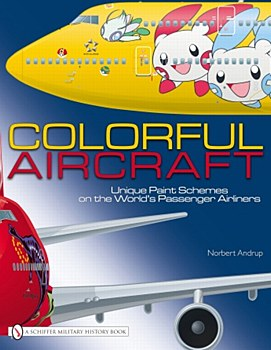 """""""Colorful Aircraft"""""""