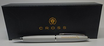 Cross Satin Chrome Ballpoint