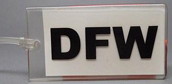 Hub Gel Tag DFW