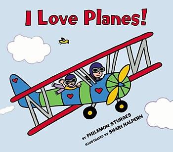 """I Love Planes!"""