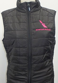 Ladies Puffer Vest MD