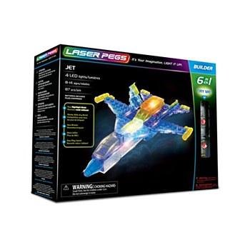 LaserPegs 6 in 1 Jet