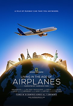 """Living in Age of Airplanes"""