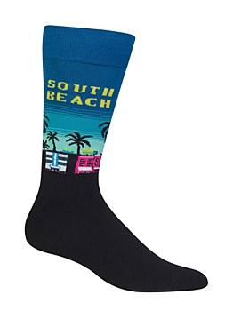 Mens South Beach Sox