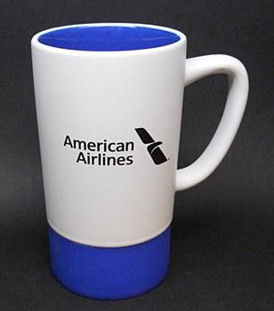 Mug w/Silicone Base Royal