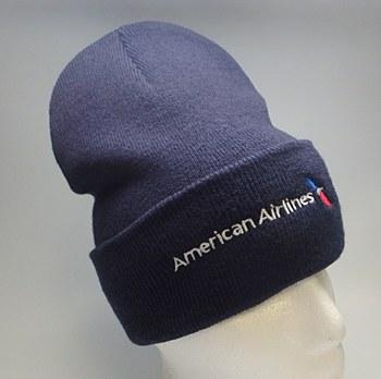 Navy Knit Cap