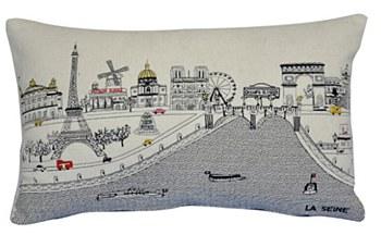 Paris Pillow - Day