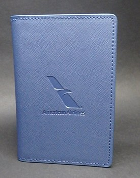 Passport Cover Navy