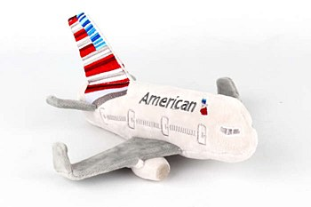 Plush Airplane
