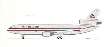 Print of DC-10