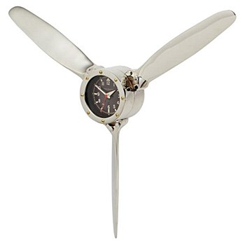 Propellor Wall Clock