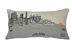 San Francisco Pillow  - Day