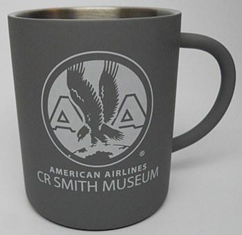 Stainless Museum Mug GR