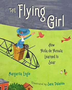 """The Flying Girl"""