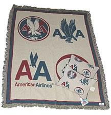 Afghan w/AA logos