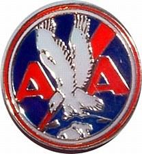 AA Logo 1930 Pin