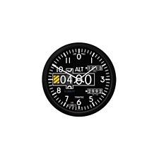 "10"" Altimeter Wall Clock"