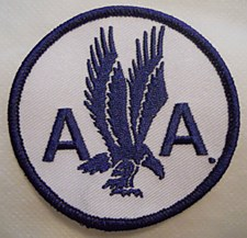 40's Logo Patch
