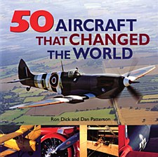 """50 Aircraft Changed the Wrld"""