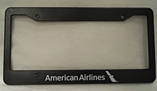 AA Logo License Frame