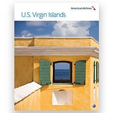 AA U.S. Virgin Islands Poster
