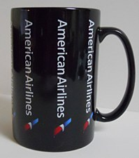 Black Mug Vertical Logo