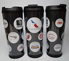Bubble Tumbler-Heritage Logos