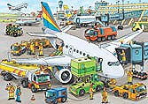 """""""Busy Airport"""" Puzzle"""