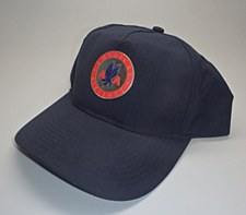 Cap with 40's Logo Medallion