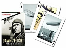"""Dawn of Flight"" Playing Cards"