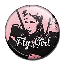 """""""Fly Girl"""" Magnet"""