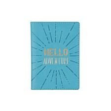 """Hello Adventure"" Passport Cvr"