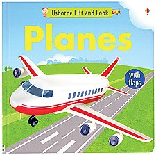 """""""Lift and Look Planes"""" Book"""