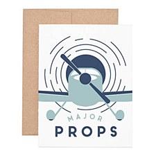 """""""Major Props"""" Card"""
