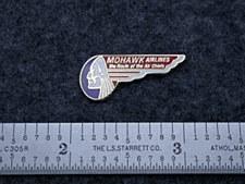Mohawk Lapel Pin